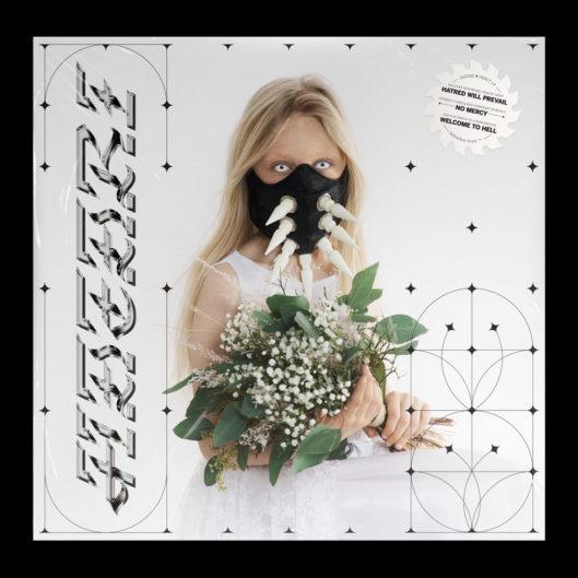 Hatari Neyslutrans Vinyl LP Front Cover