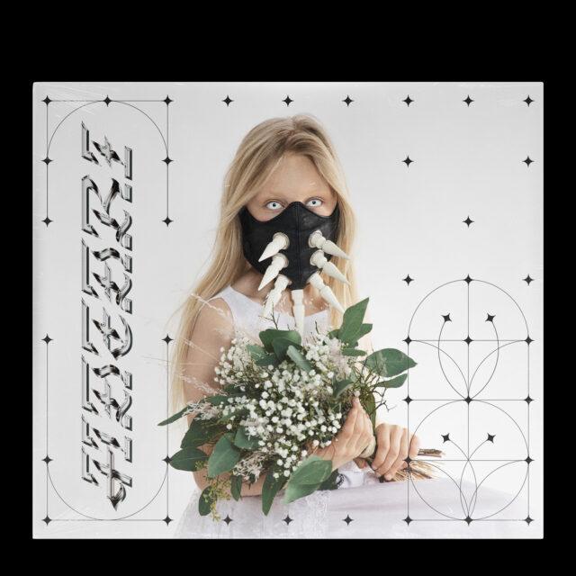 Hatari Neyslutrans CD Front Cover